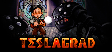 Teslagrad game image