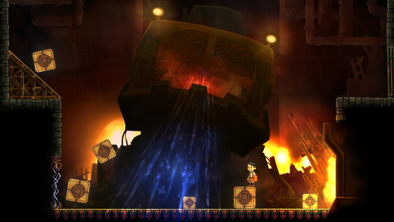 Teslagrad MULTI18 - Game Screenshot