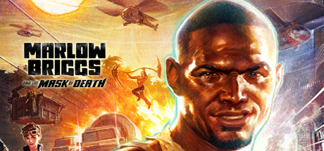 Marlow Briggs & the Mask of Death