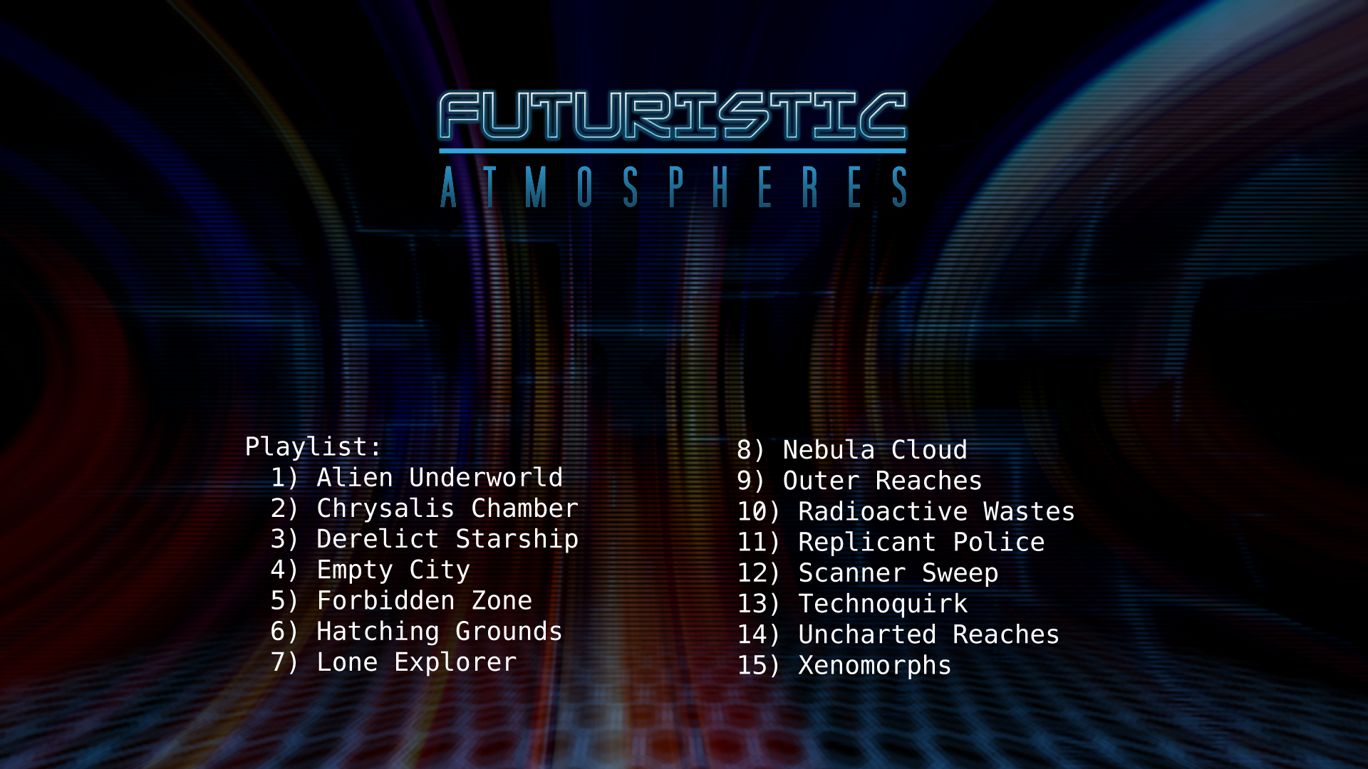 RPG Maker VX Ace - Futuristic Atmospheres screenshot