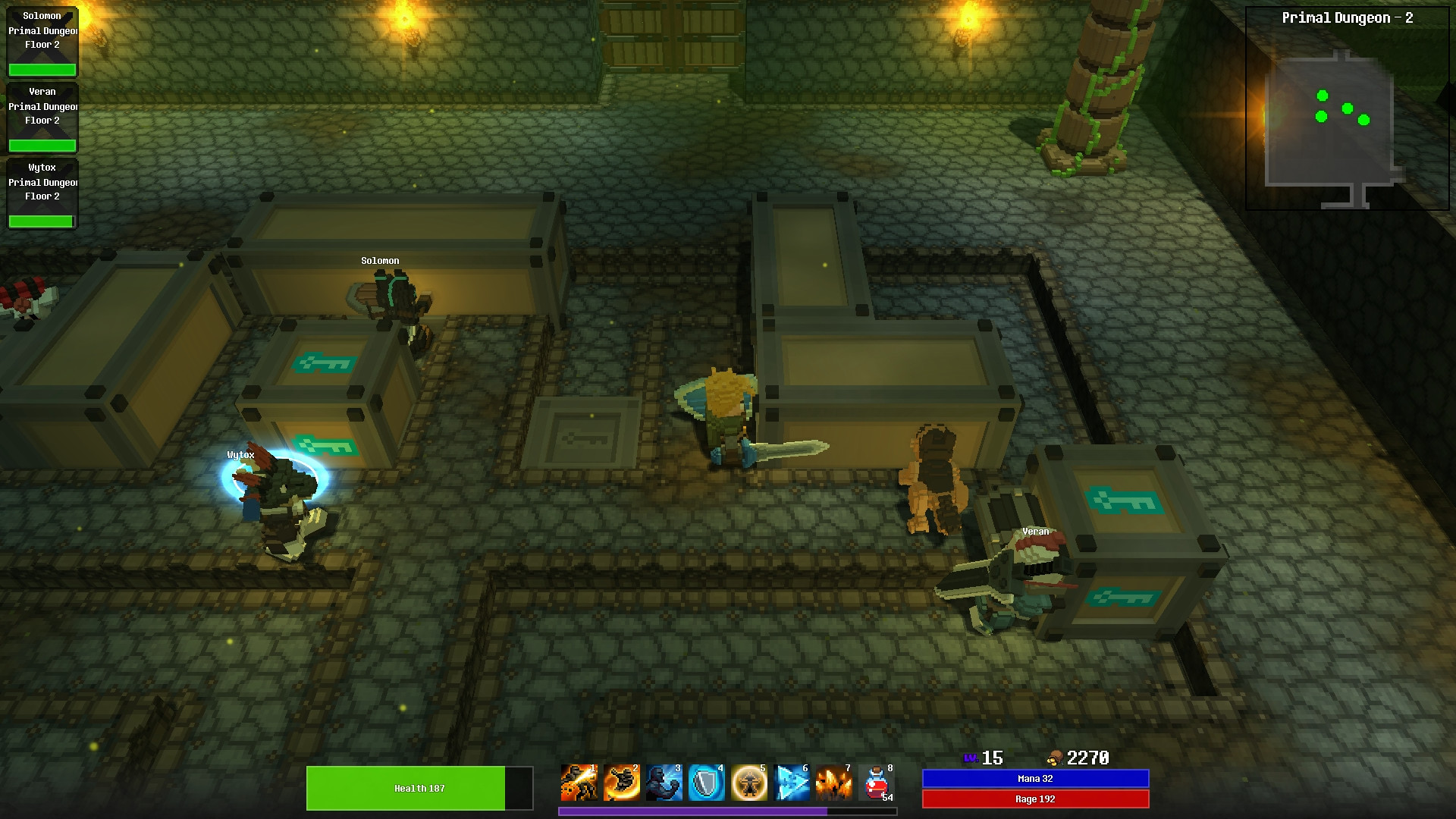 Forge Quest screenshot