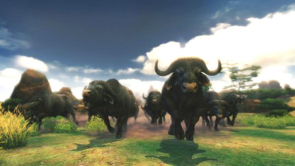 скриншот Cabela's African Adventures 2