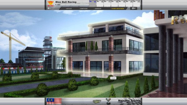 скриншот Racing Manager 2014 3