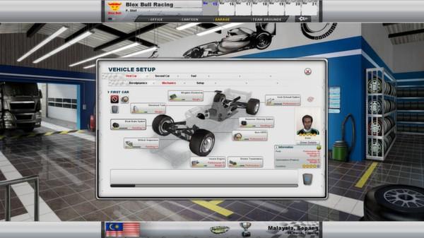 скриншот Racing Manager 2014 4
