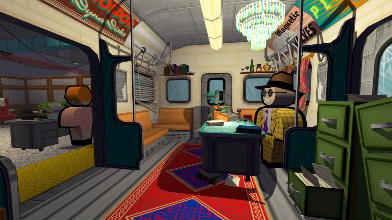 Jazzpunk: Director's Cut screenshot