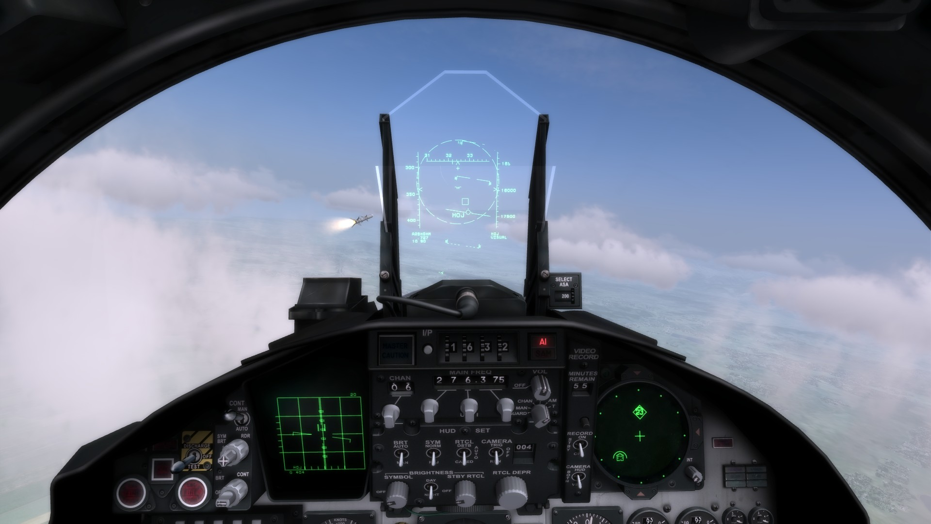 F-15C for DCS World screenshot