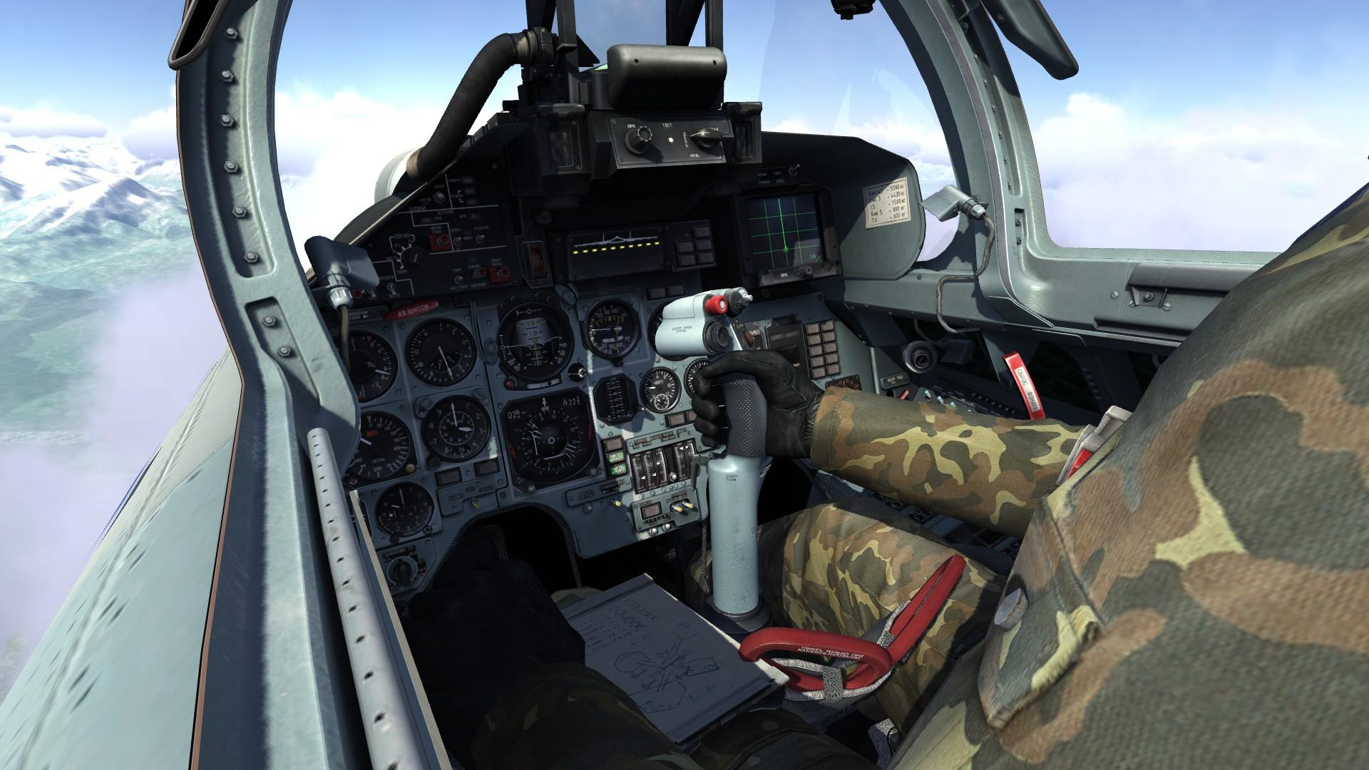 Su-27 for DCS World screenshot