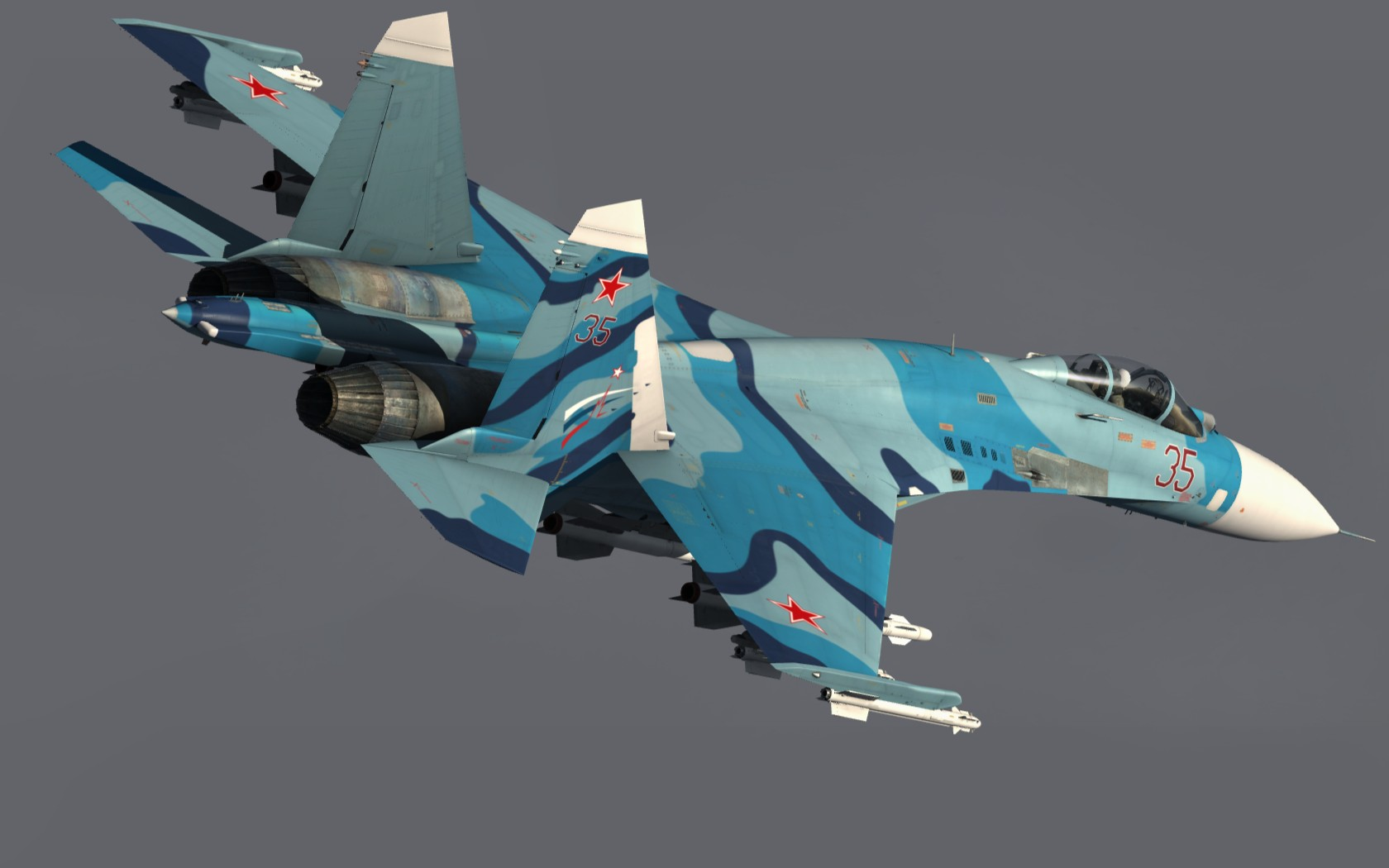 Su 27 For Dcs World On Steam