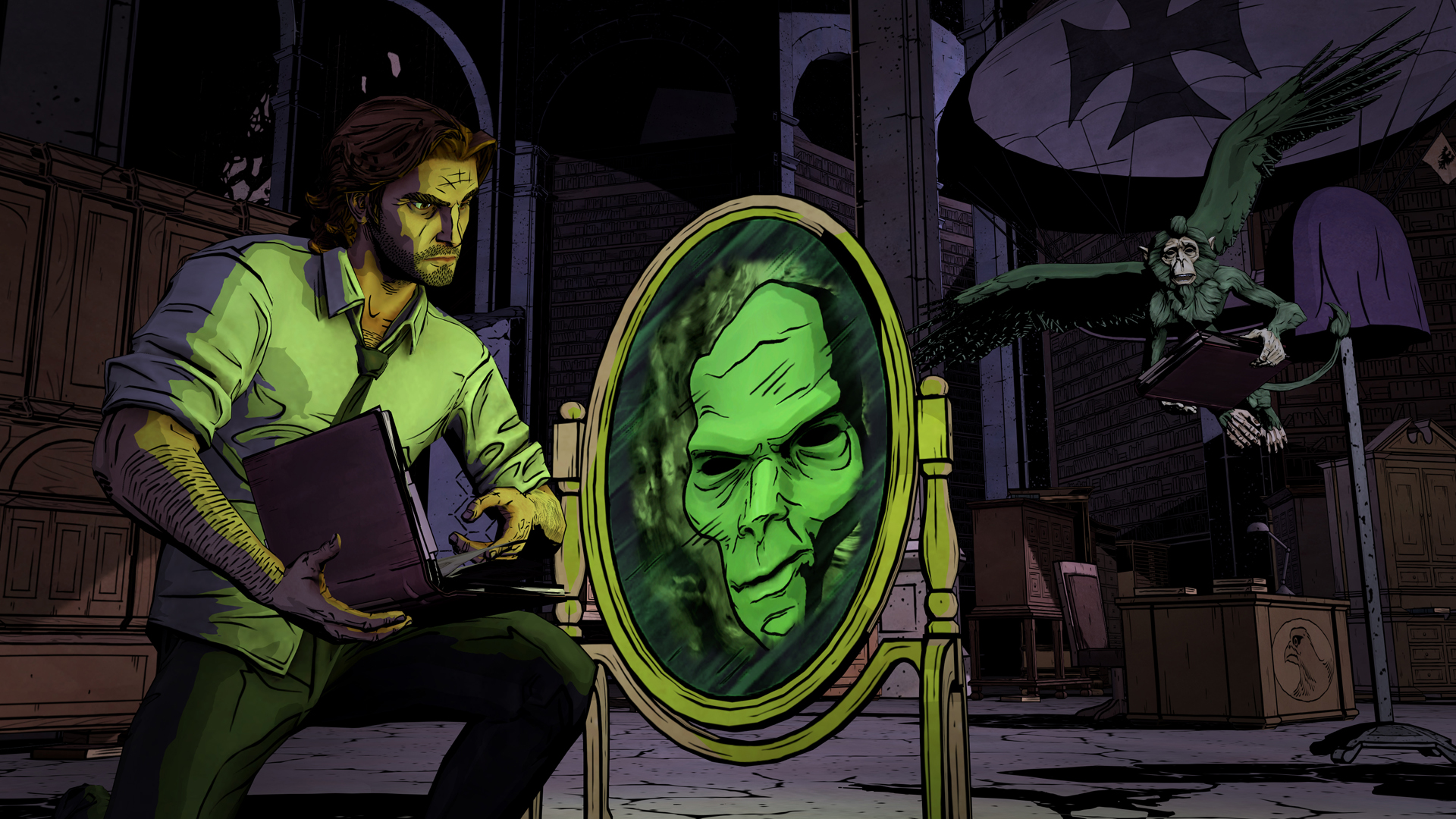 The Wolf Among Us (Complete) screenshot 3