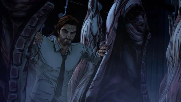 The Wolf Among Us (X-BOX 360) 2014
