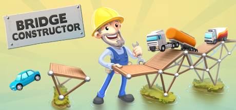 Bridge Constructor game image
