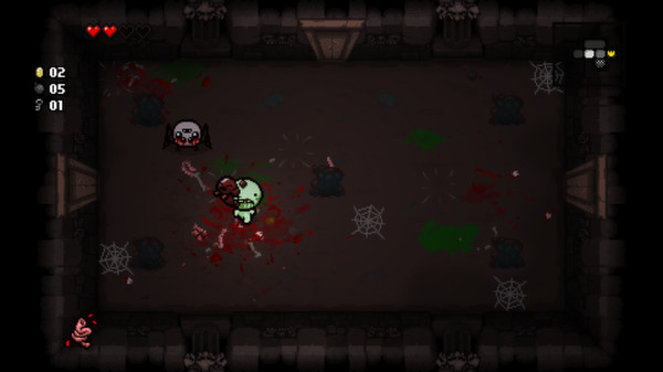 The Binding of Isaac: Rebirth screenshots