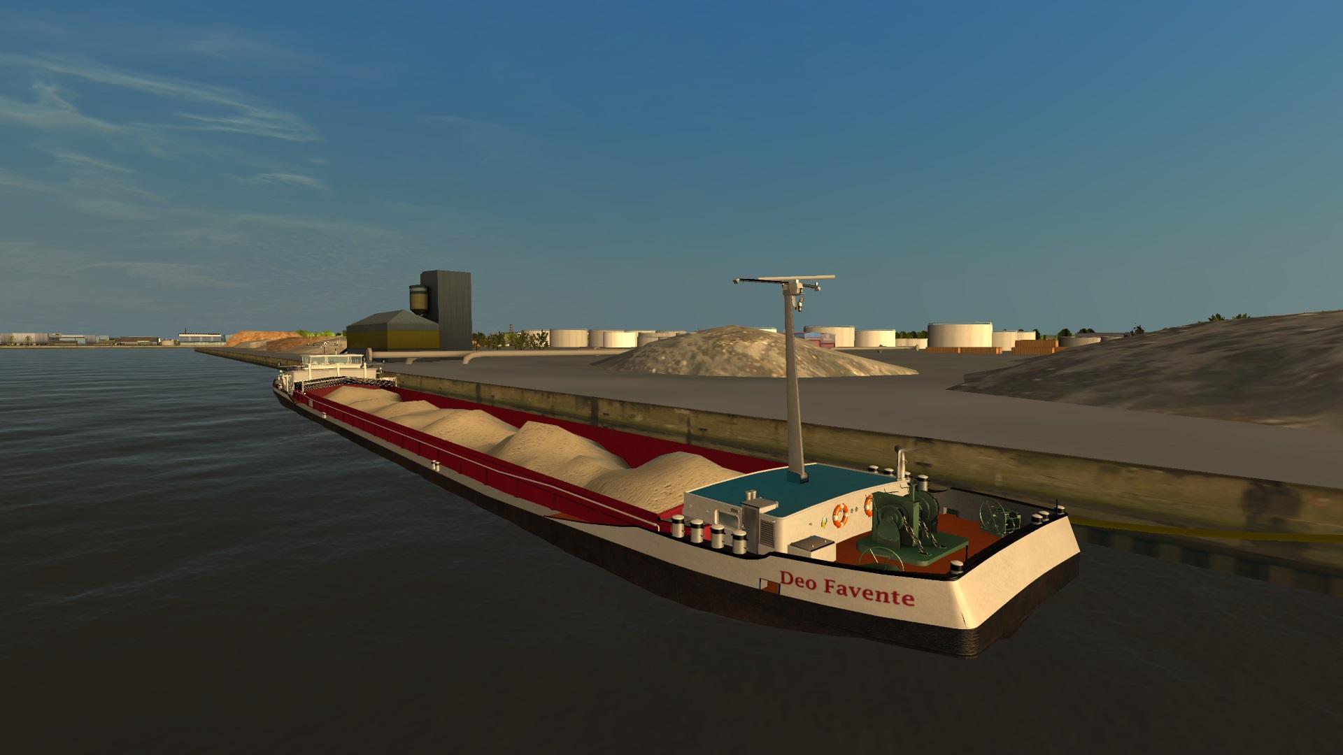 Ship Simulator Extremes: Inland Shipping screenshot