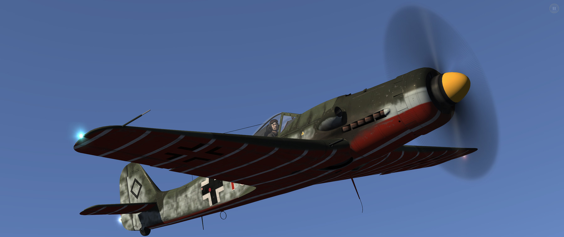 DCS: Fw 190 D-9 Dora screenshot