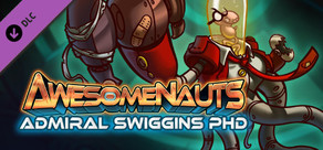 Awesomenauts - Admiral Swiggins, PHD Skin