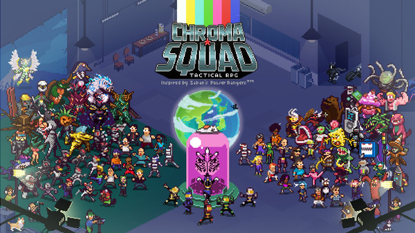 Chroma Squad (PC) 2015