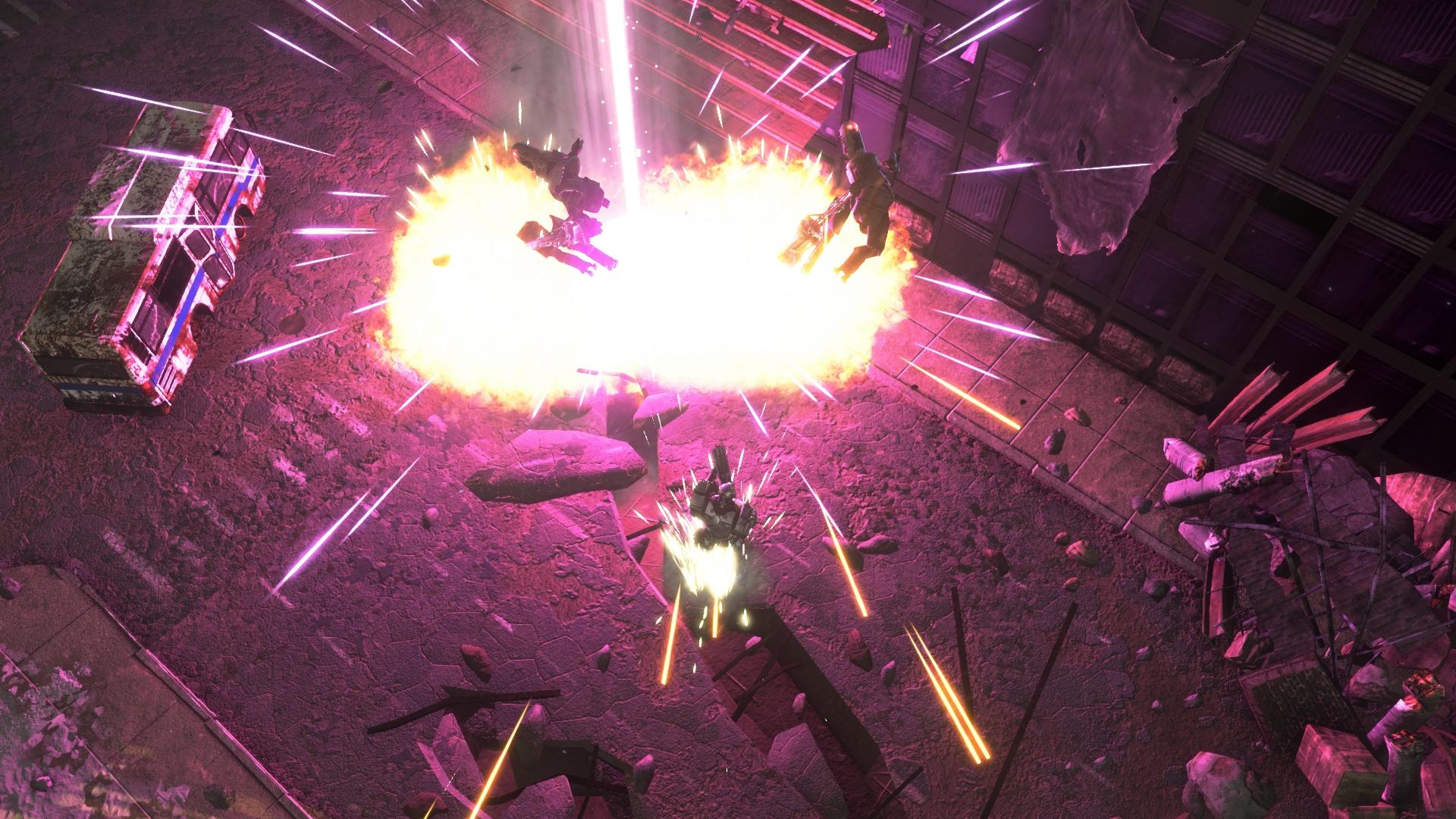 Livelock screenshot