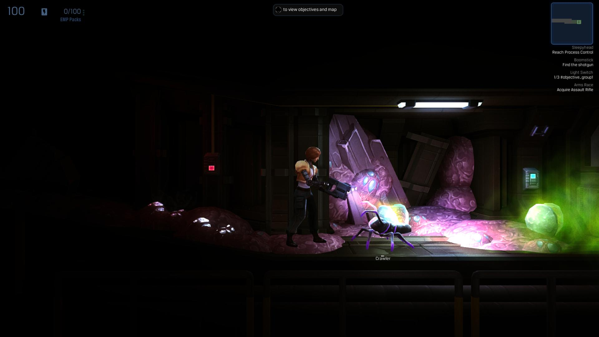 Dark Matter screenshot