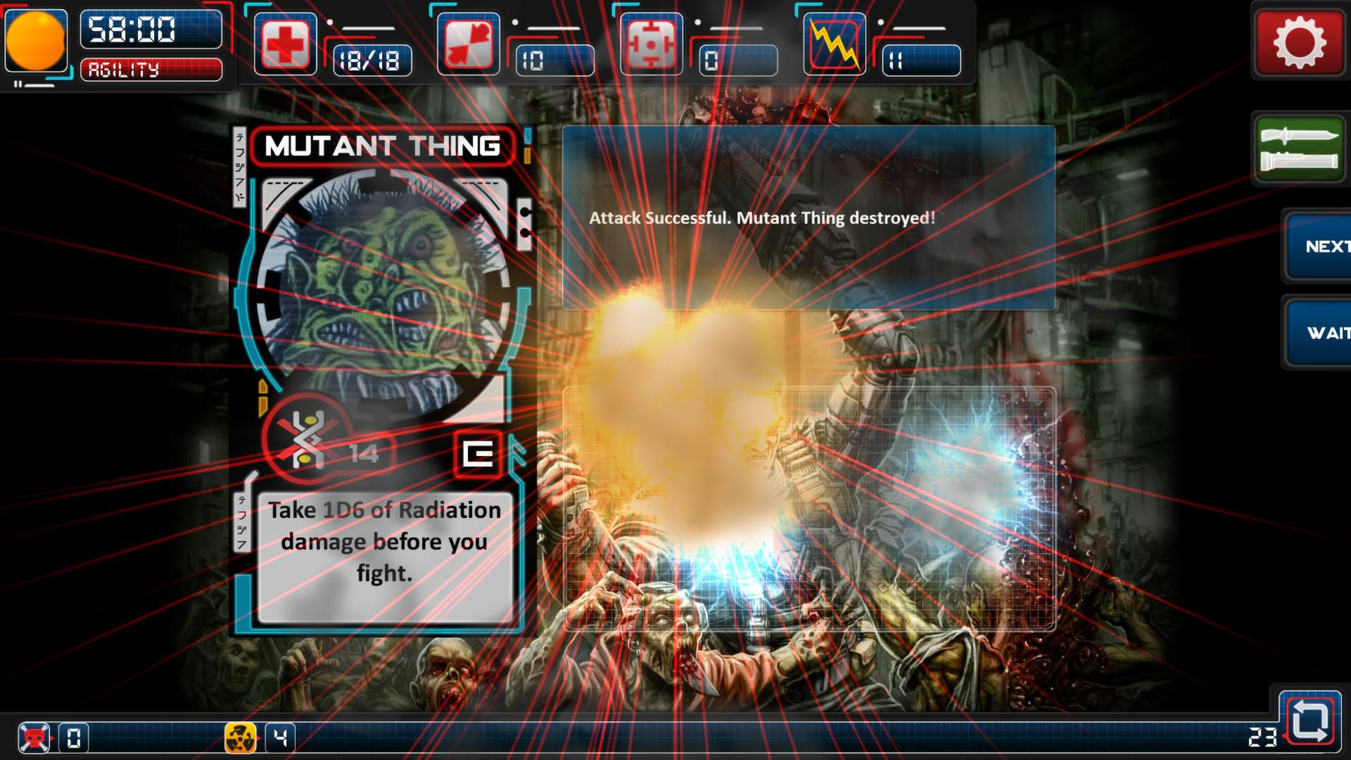 Chainsaw Warrior screenshot