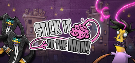 Stick it to The Man!