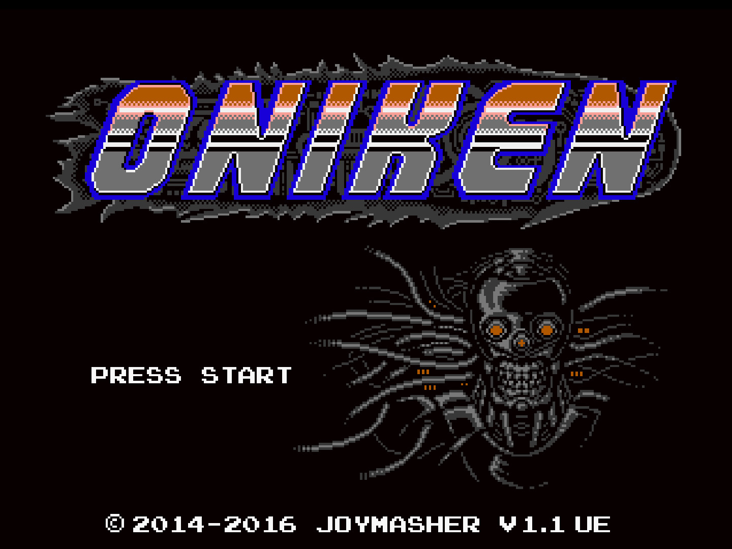Oniken: Unstoppable Edition screenshot