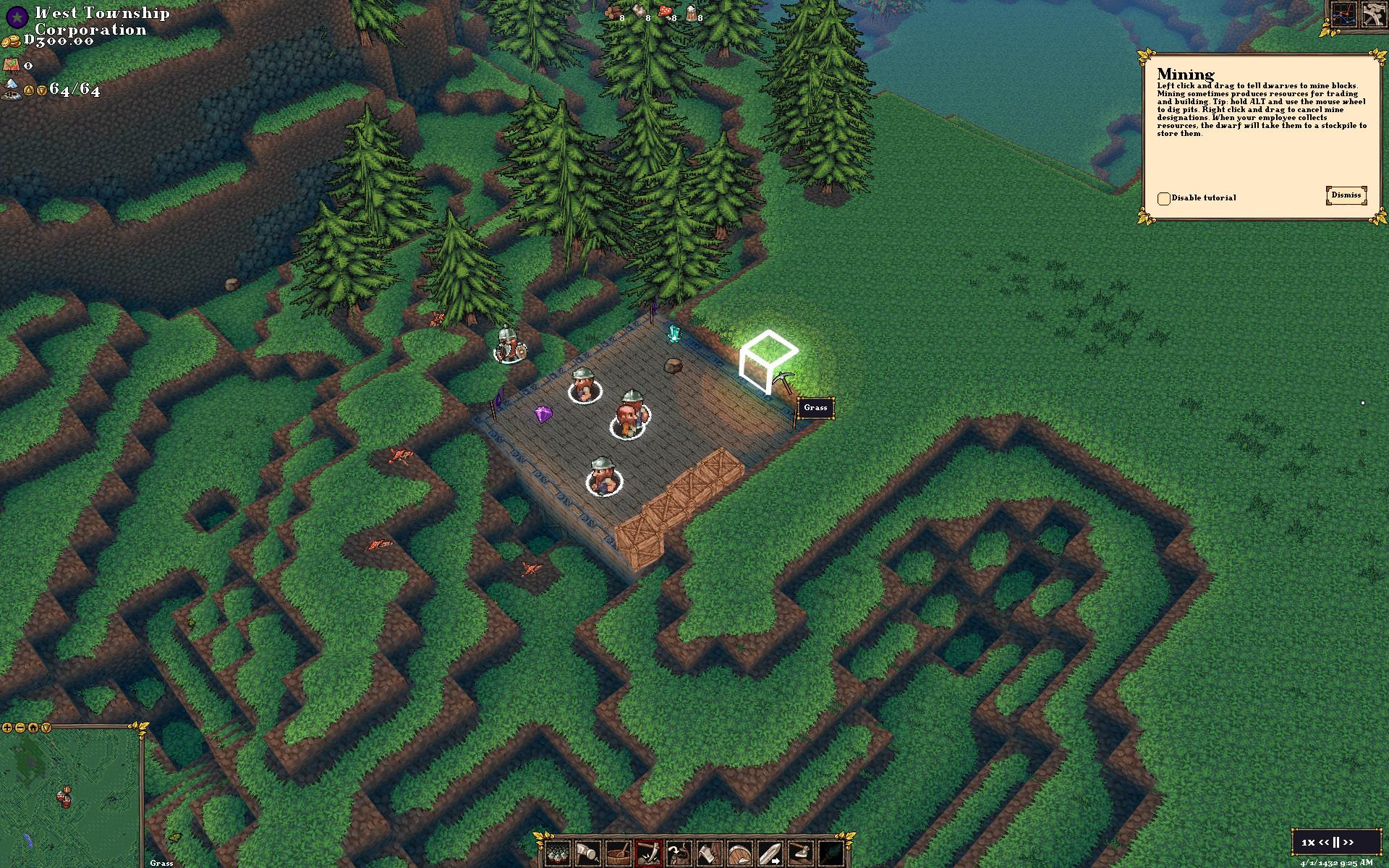 DwarfCorp screenshot