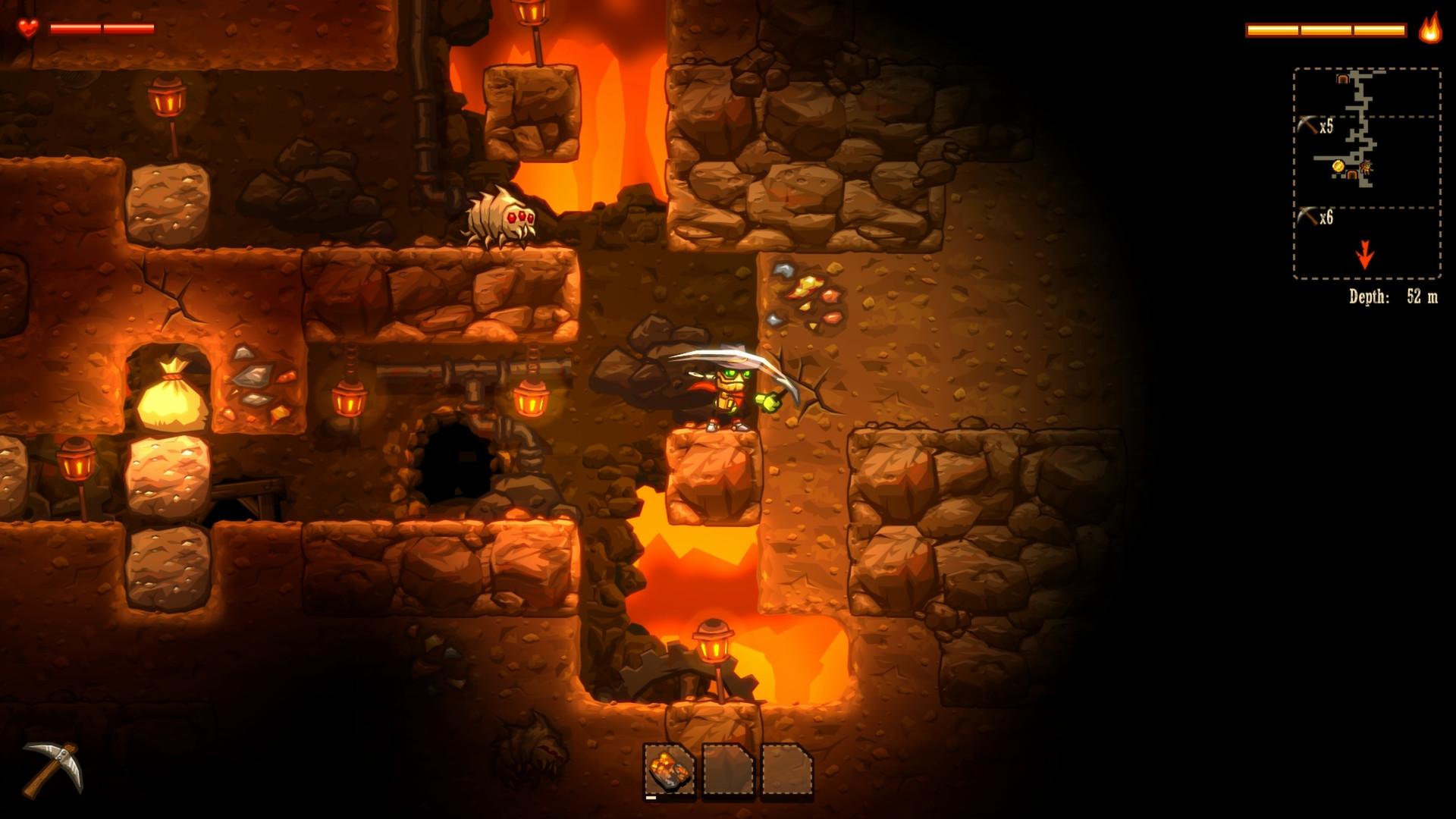 SteamWorld Dig screenshot 1