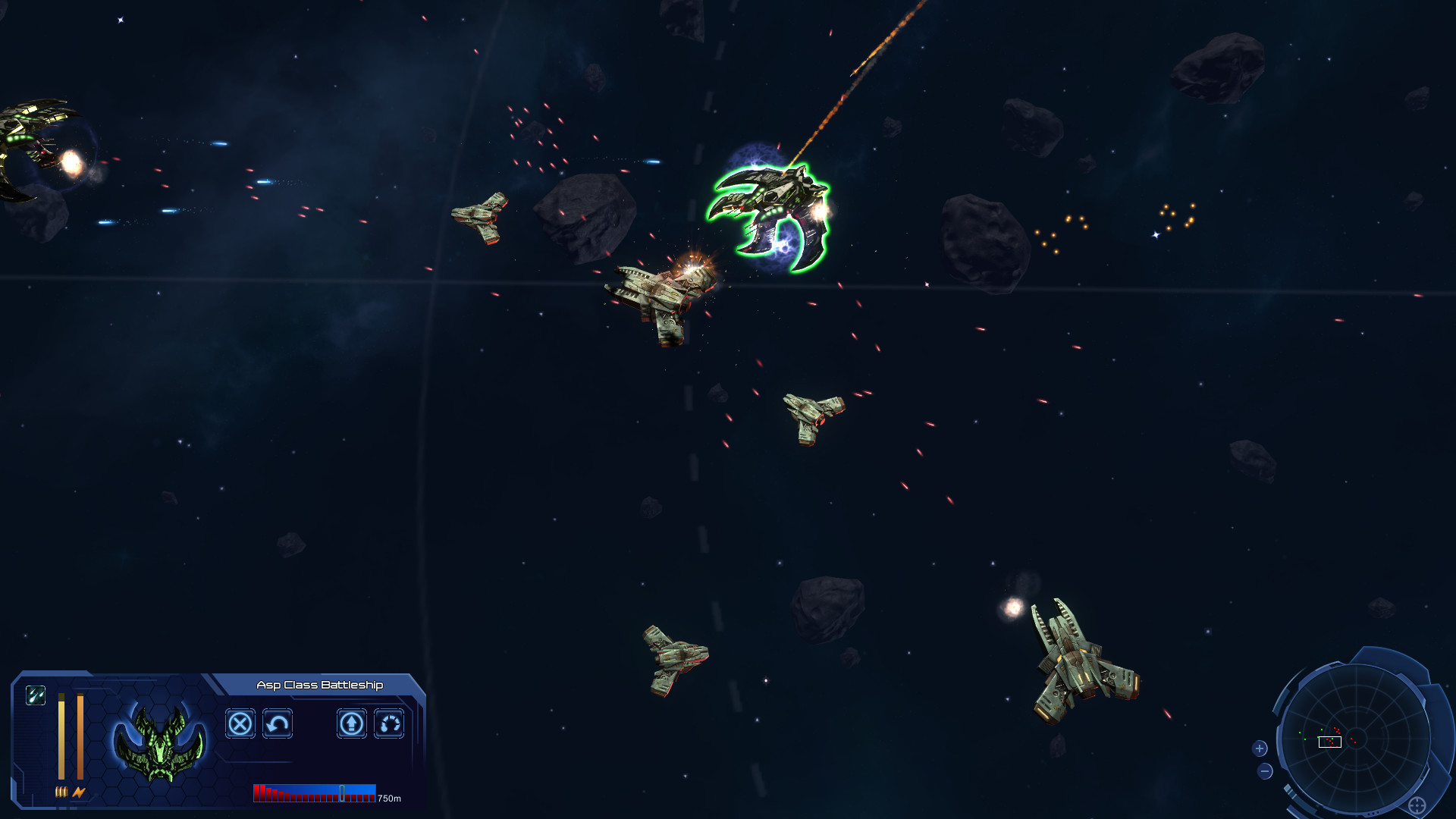 StarDrive 2 screenshot