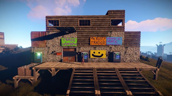 Rust screenshots
