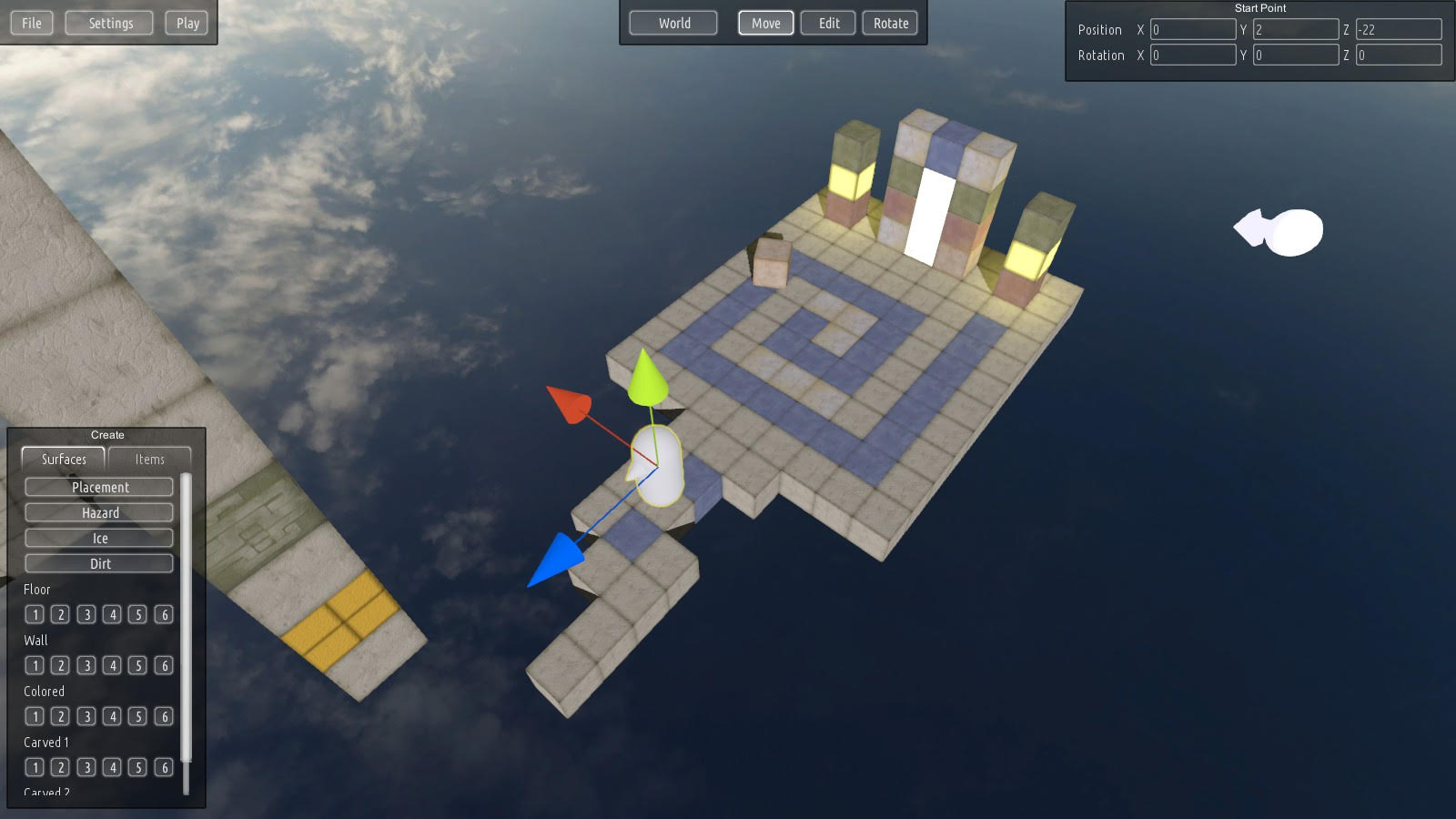 Qbeh-1: The Atlas Cube screenshot