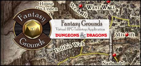 Allgamedeals.com - Fantasy Grounds - STEAM