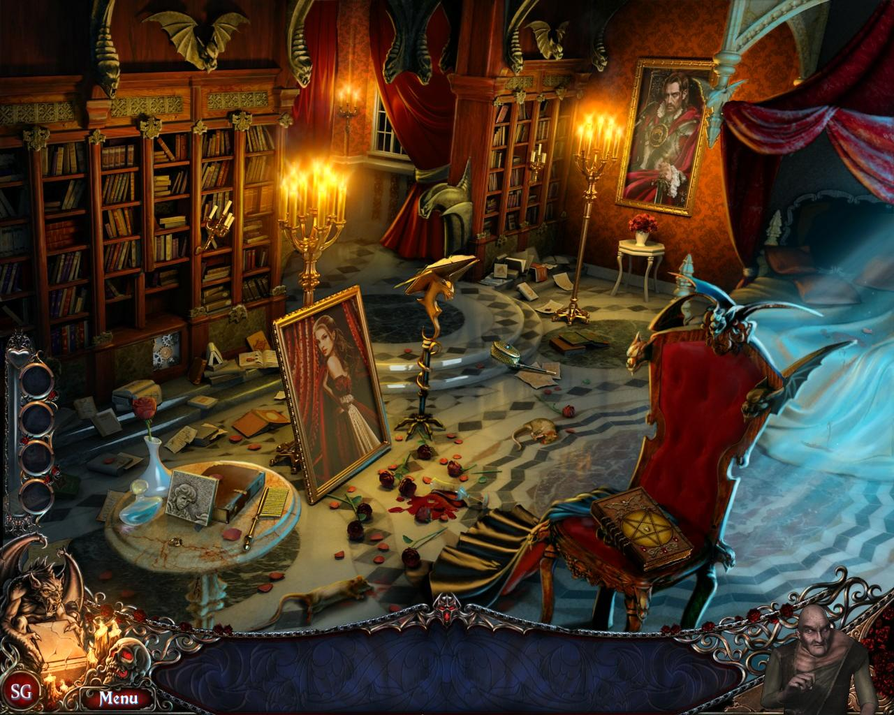 Dracula: Love Kills screenshot