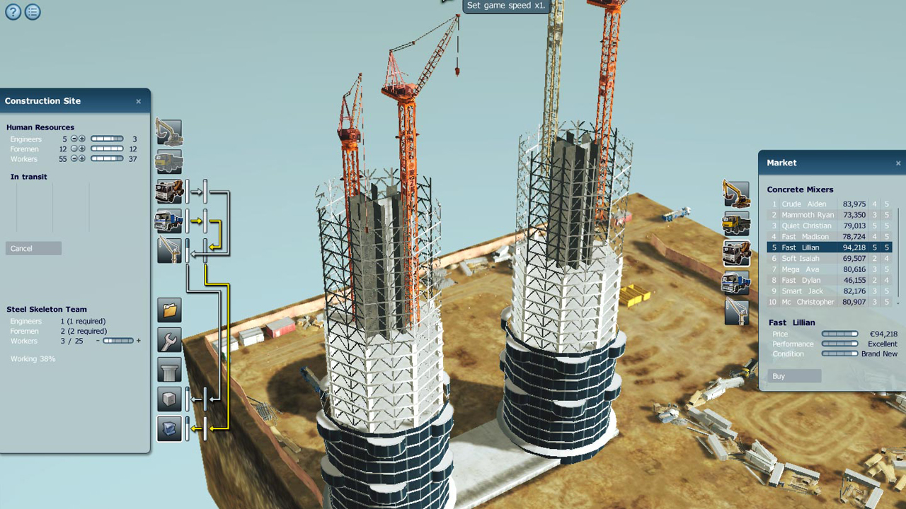 Skyscraper Simulator screenshot