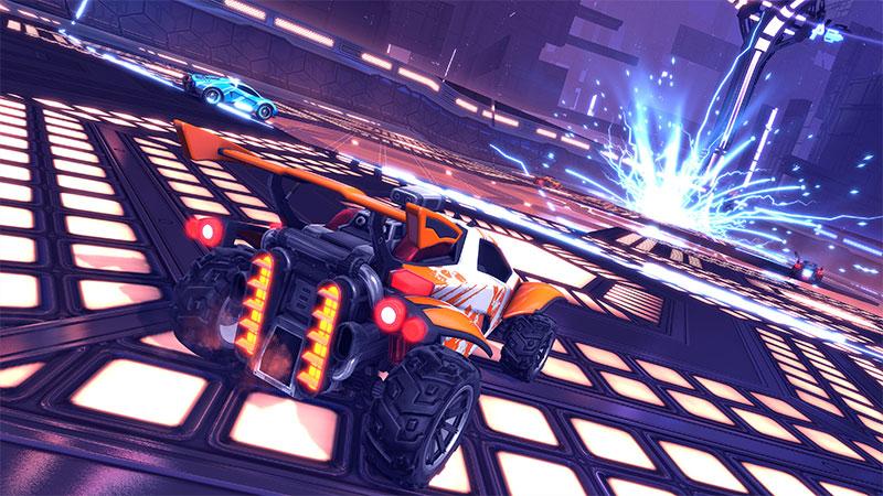 Rocket League screenshot