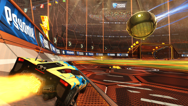 ROCKET LEAGUE NBA FLAG PACK Free Iso Download