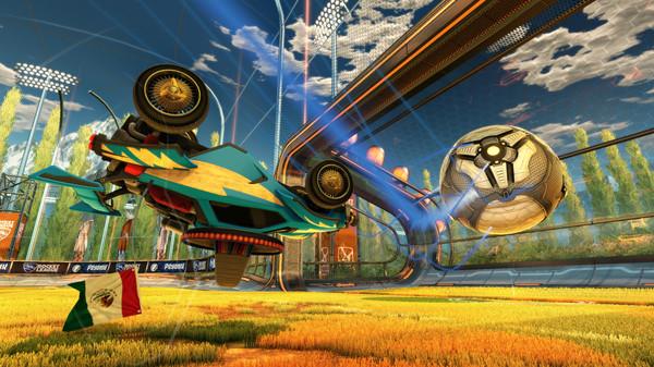 Rocket League PC v1.15 Download