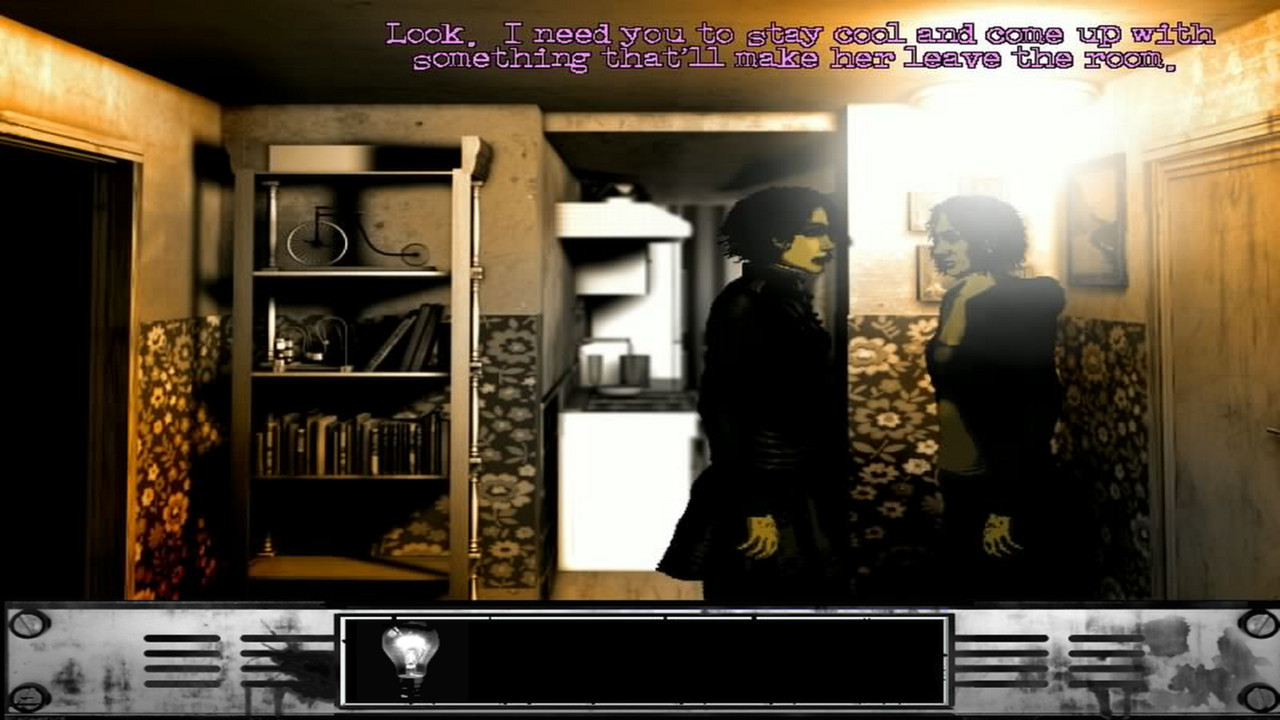 The Cat Lady Screenshot 2