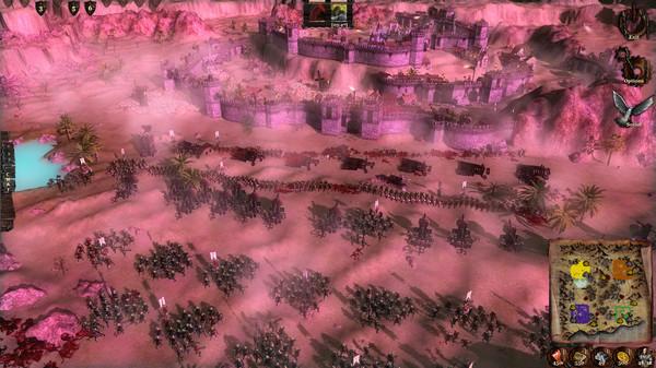 تحميل لعبة الحروب الاستراتيجية Kingdom