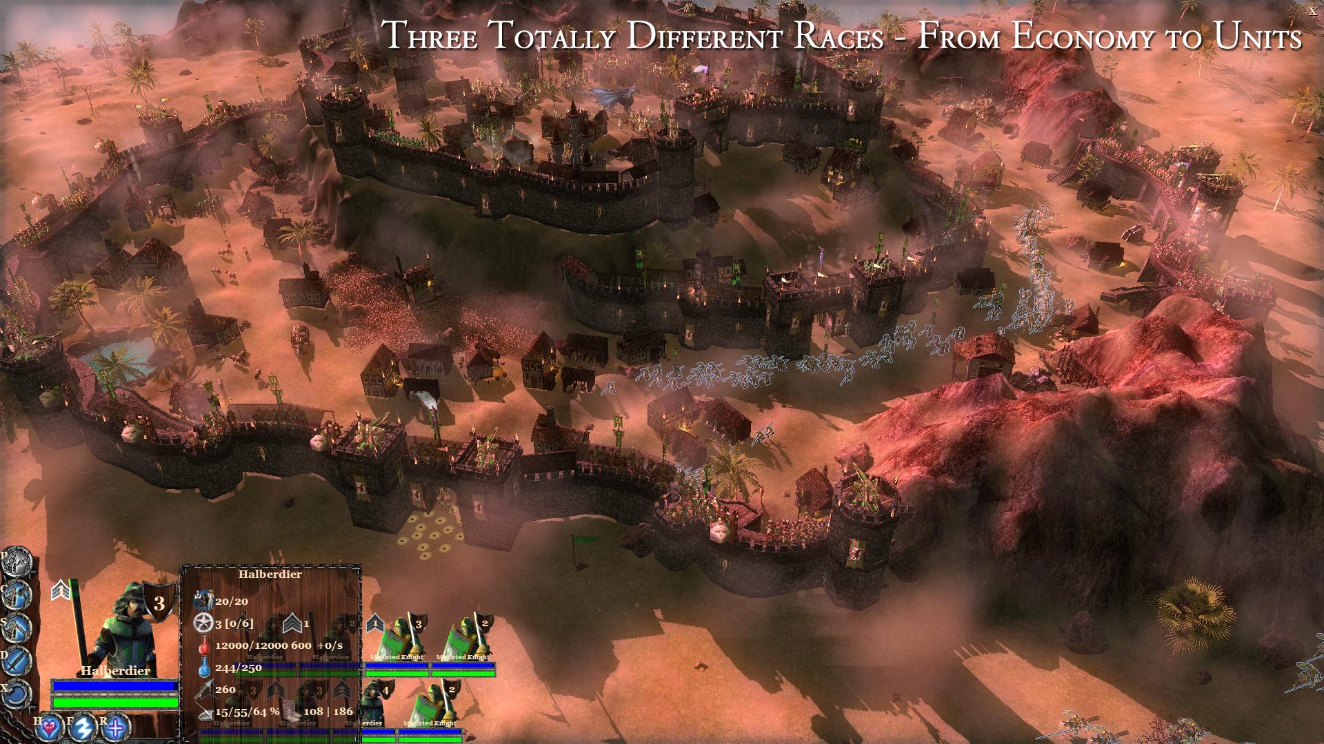 Kingdom Wars 2: Battles [2016 Rus Eng Multi6]