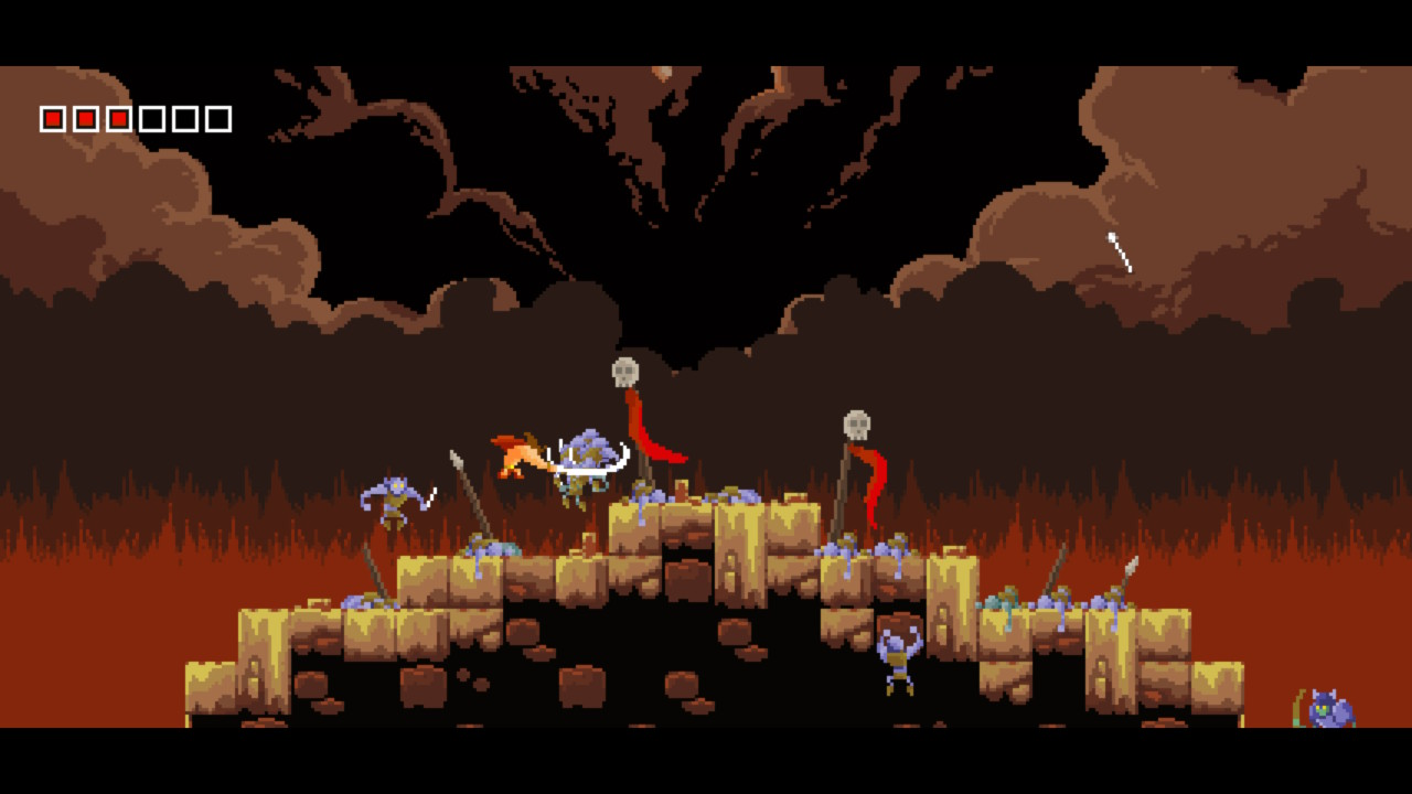 Tiny Barbarian DX screenshot