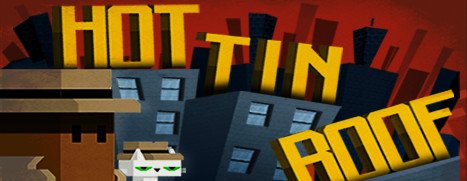Now Available on Steam - Hot Tin Roof: The Cat That Wore A Fedora, 10% off!