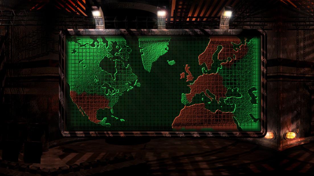 Earth 2140 screenshot