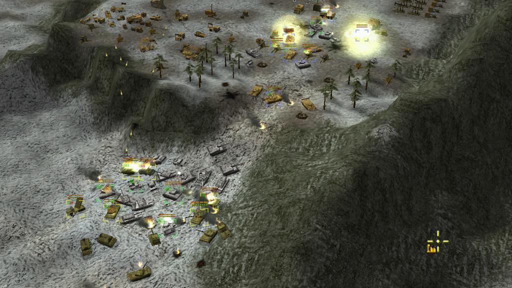 World War III: Black Gold screenshot