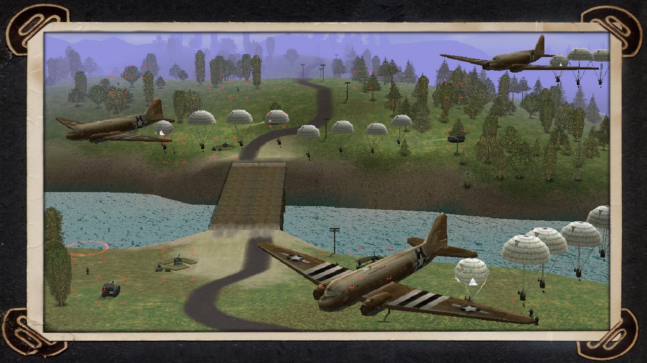 World War II: Panzer Claws screenshot