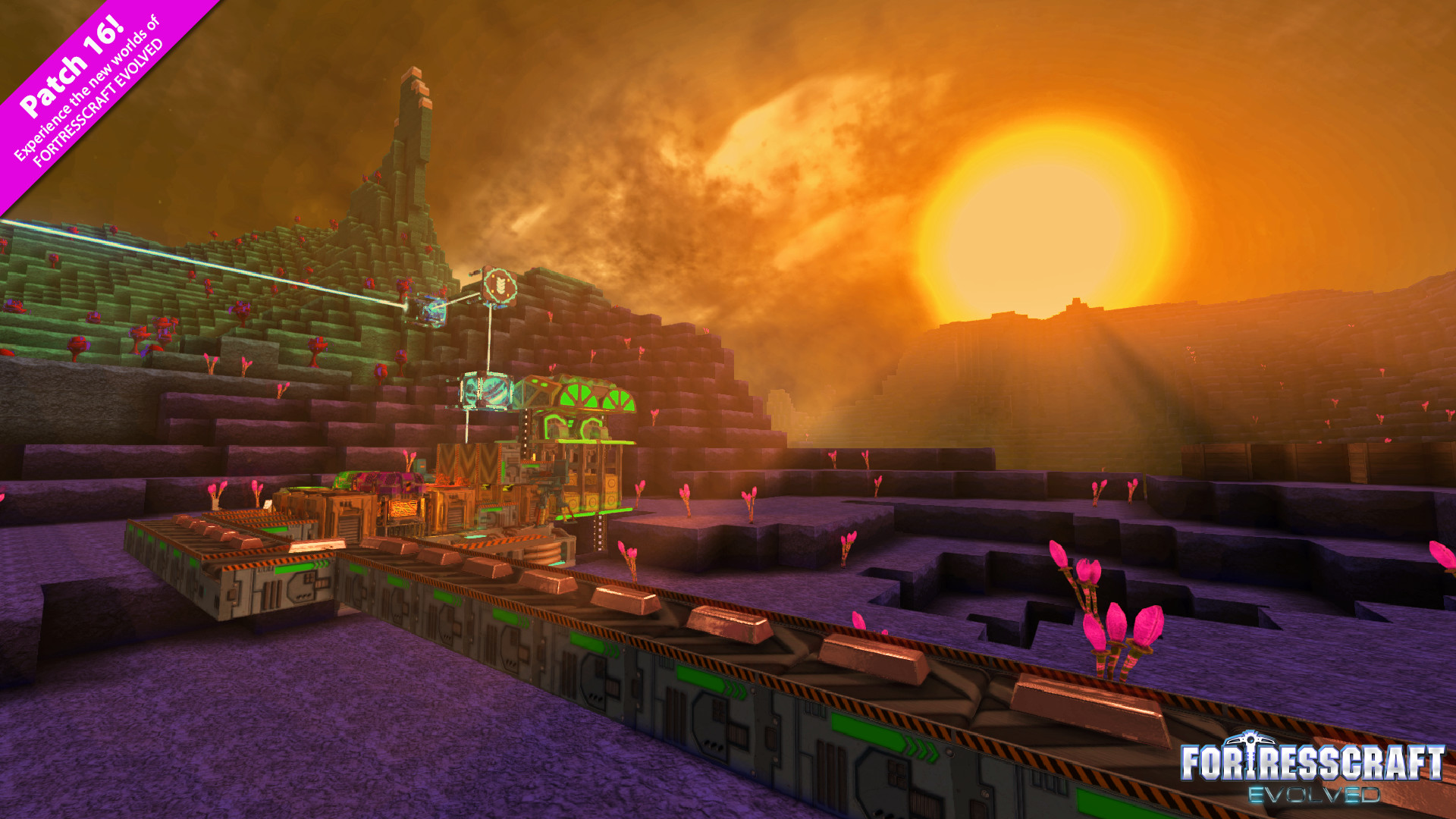 FortressCraft Evolved! screenshot