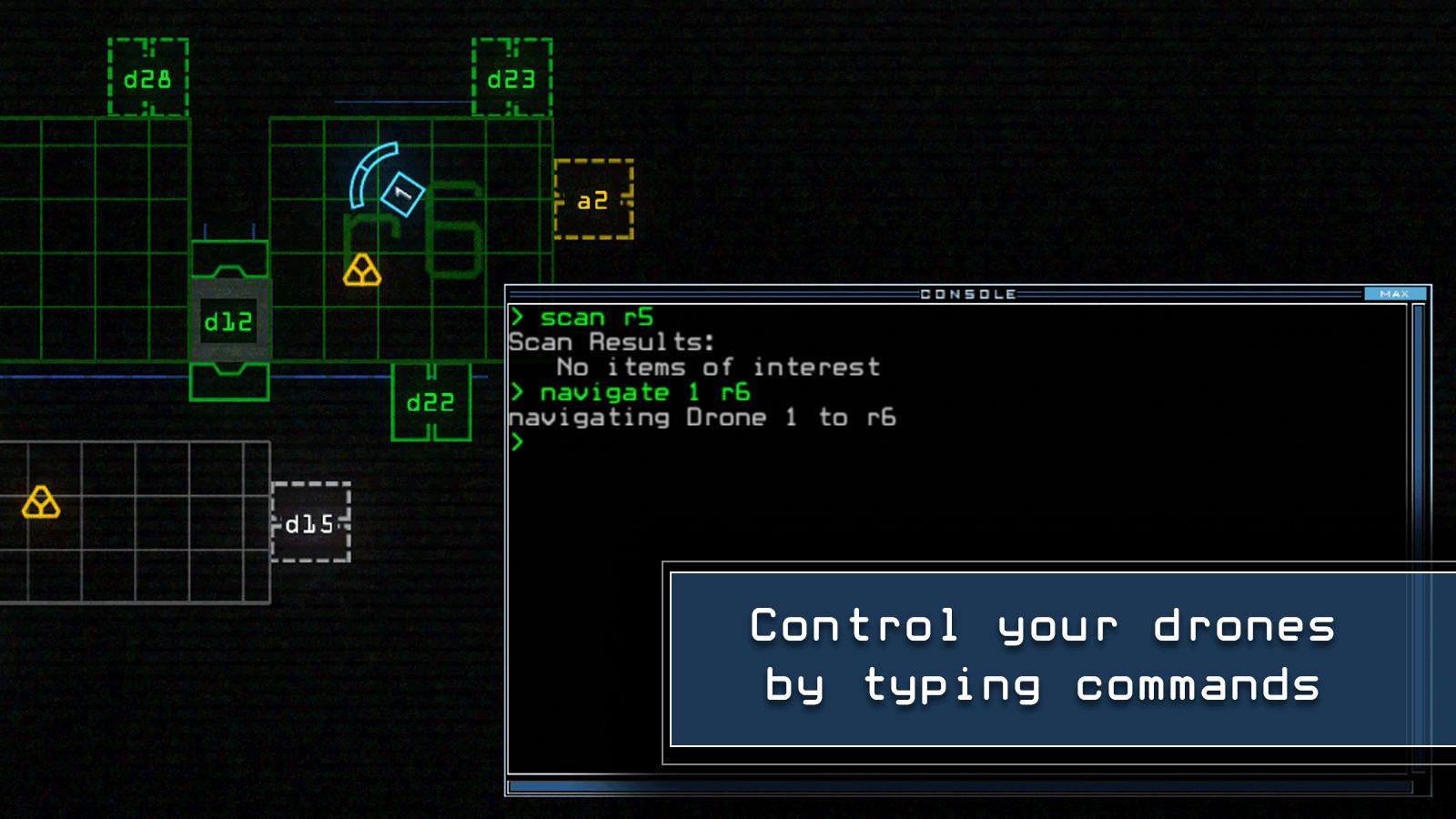 Duskers screenshot