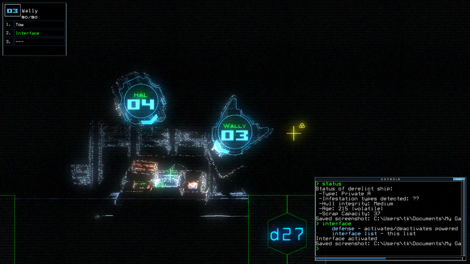 Duskers Screenshot 1