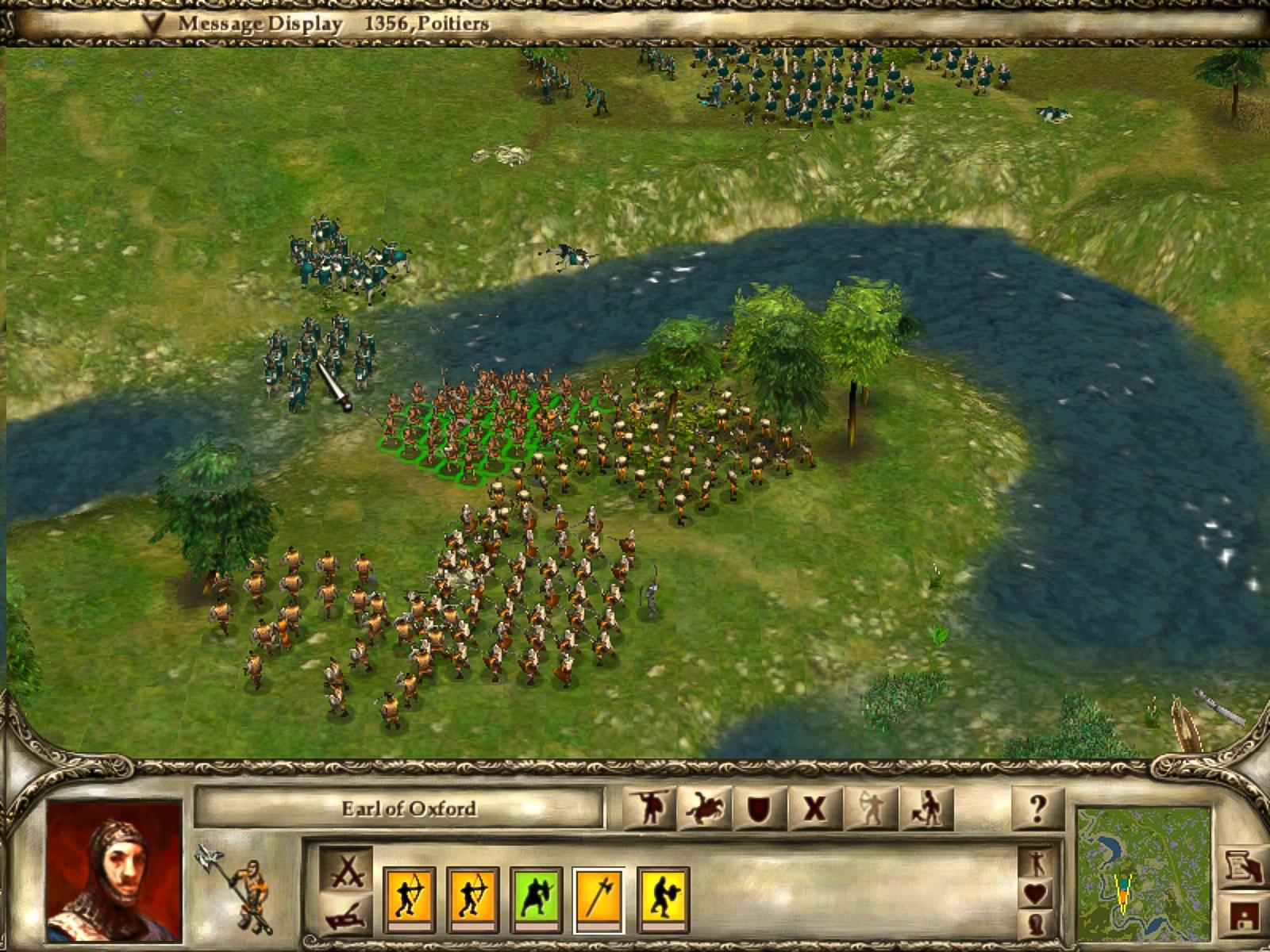 Lords of the Realm III screenshot