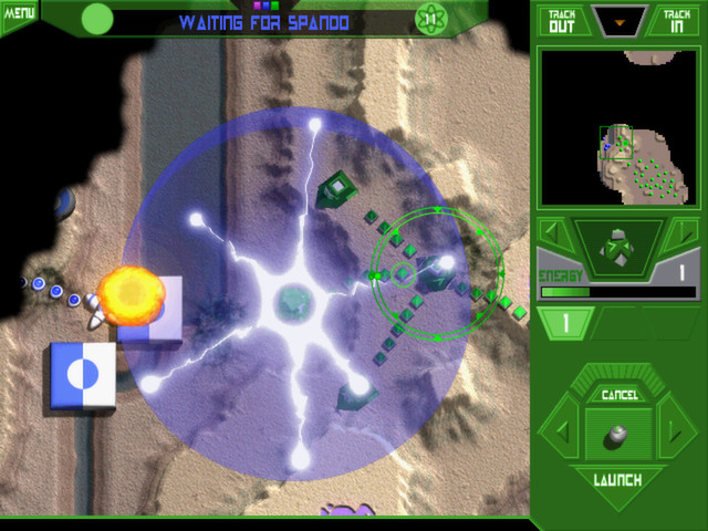 MoonBase Commander screenshot