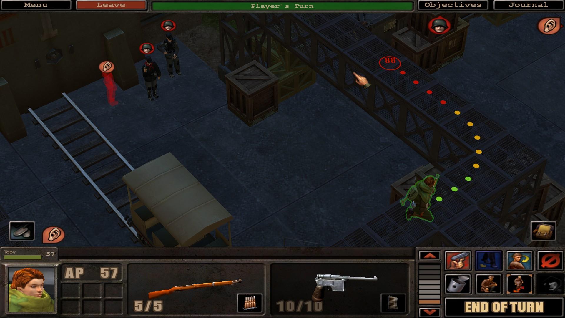 Silent Storm Gold Edition screenshot
